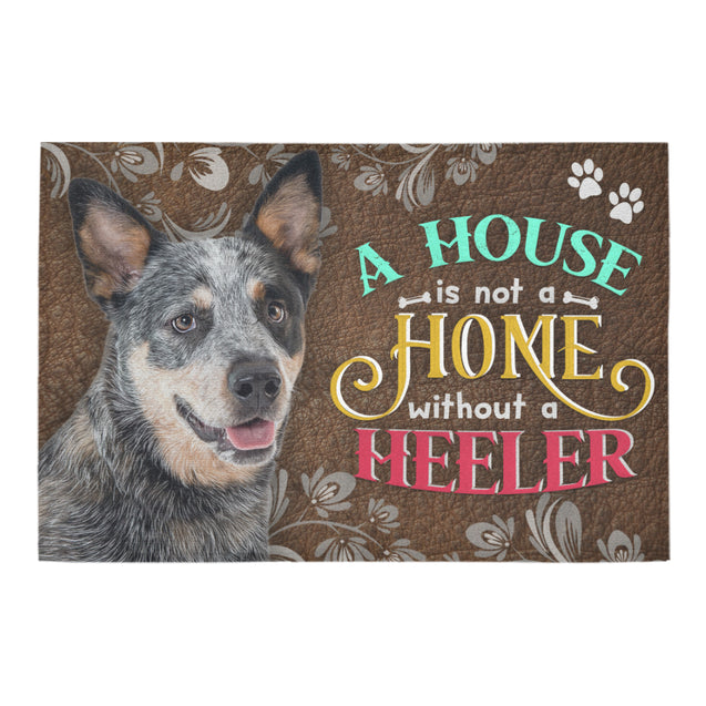 ll 5 heeler home doormat
