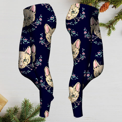 Nh 6 3D Legging Cat