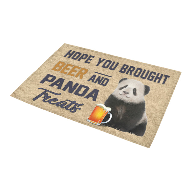Nh 1 Panda beer doormat