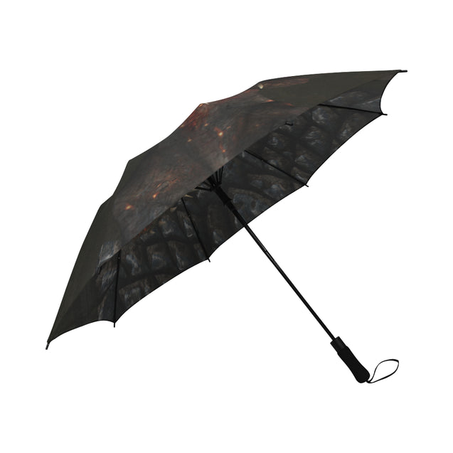 TD 30 Dragon Fur Texture Umbrella