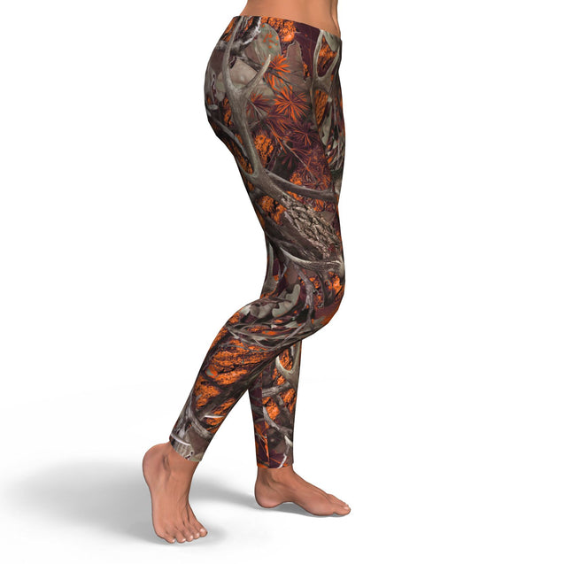 Leggings  Orange Hunting