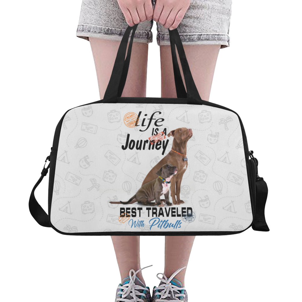 d91d9c4ef948 Vt-9 Pitbull travel bag