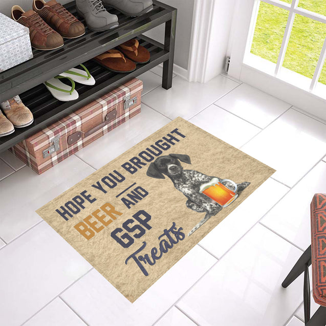 Nh 1 GSP beer doormat
