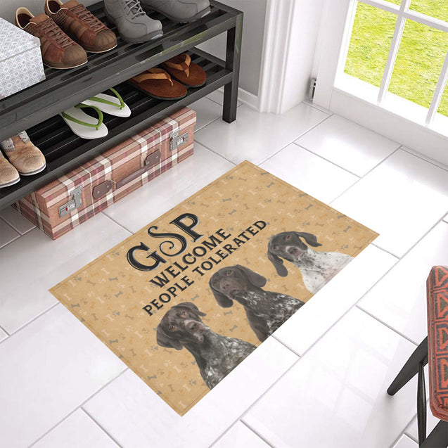 Nh 1 GSP Welcome doormats