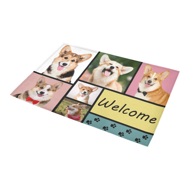 Ta 9 Corgi Welcome