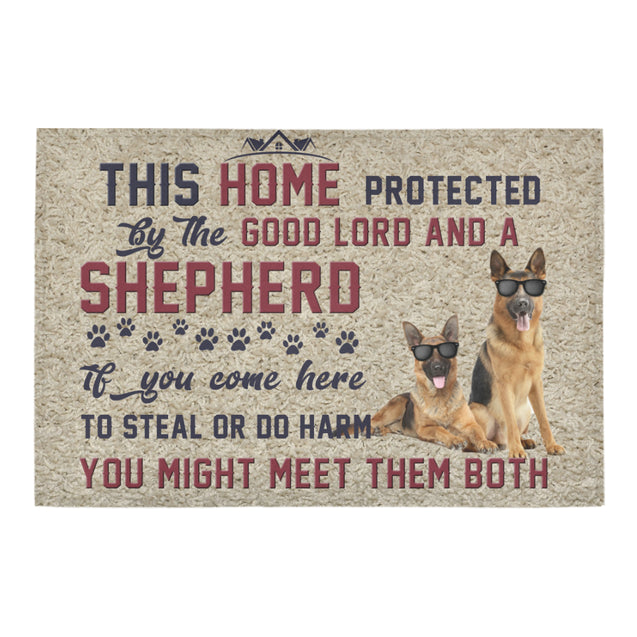 nh 1 german shepherd this home