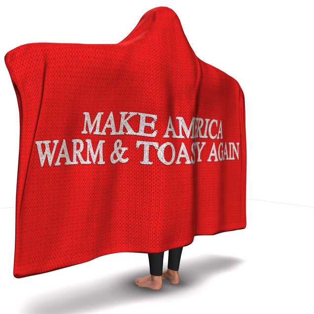 make america warm and toasty again