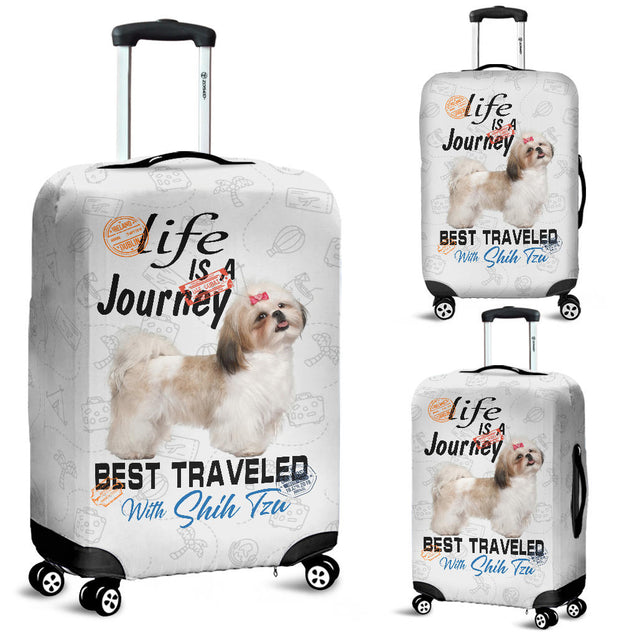 Vt Shih Tzu travel
