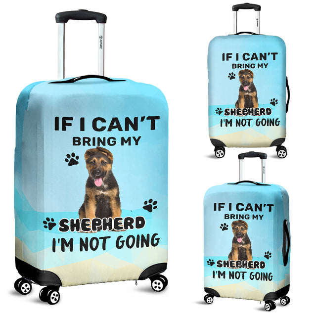 nh 6 bring my german shepherd luggage cover