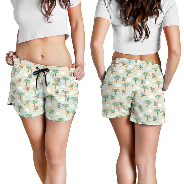 nh hummingbird tree women's short