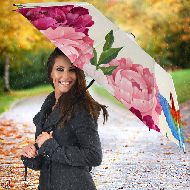 nh parrot flower umbrella