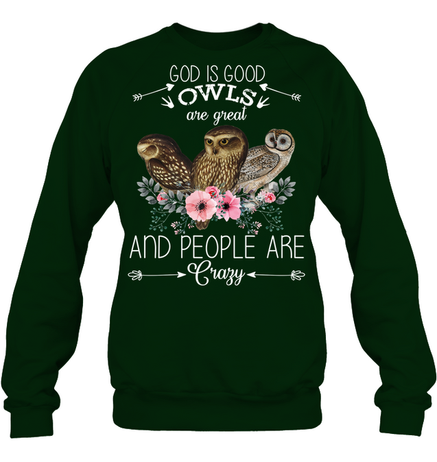 Nh 5 owls are great