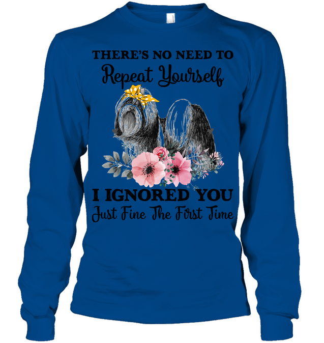 Nh shih tzu repeat