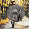 TD 30 Pitbull Fur Texture Umbrella