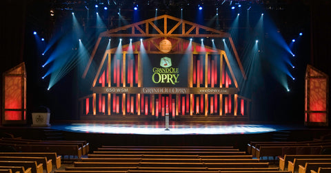 Tuesday June 2: Night Option - Grand Ole Opry