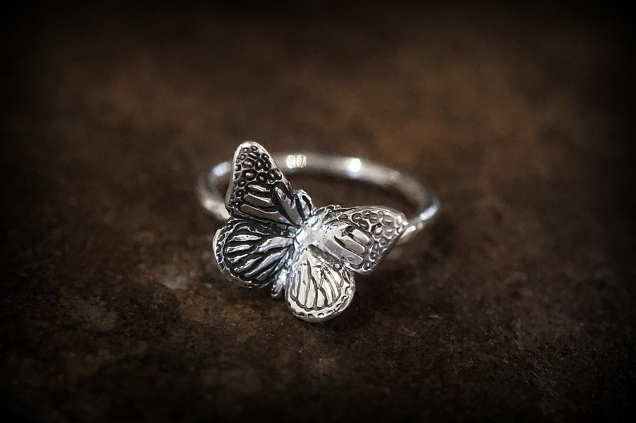 Butterfly - Schmetterling Ring