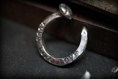 Nail Ring - CAPULET Jewelry