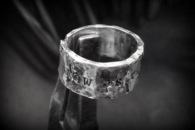 Relation Ring | Ehering mit Gravur - CAPULET Jewelry
