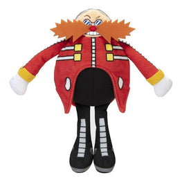 "Official Sonic the Hedgehog Dr. Eggman (Modern) 7"" Plush / Plushie"