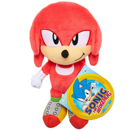 "Official Sonic the Hedgehog Knuckles 7"" Plush / Plushie"