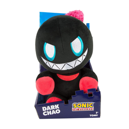 Official Sonic the Hedgehog Dark Chao Plush