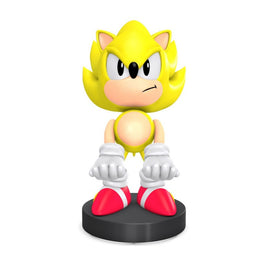 Official Cable Guy Sonic The Hedgehog Super Sonic