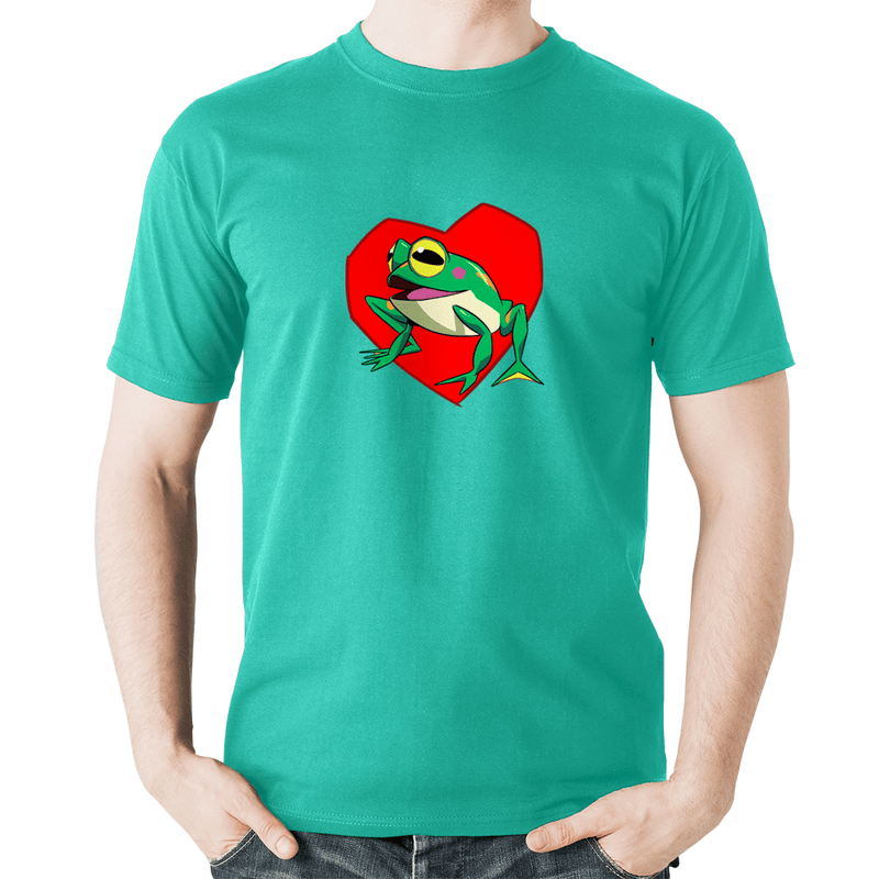 Official Sonic the Hedgehog 'Froggy' T-Shirt
