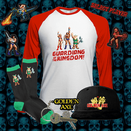 Official Golden Axe Bundle