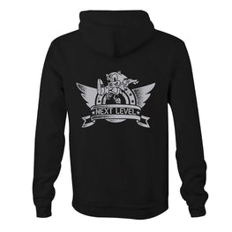 Official Classic Sonic 'Next Level' Emblem Hoodie
