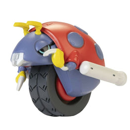 "Official Sonic The Hedgehog Moto Bug 6cm (2.5"") Figure / Statue"