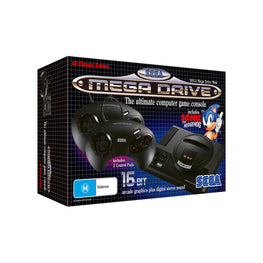SEGA Mega Drive Mini with free keyring