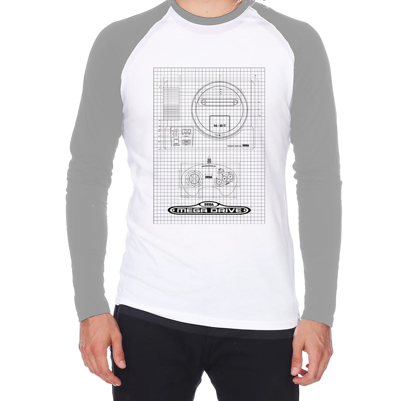 Official Mega Drive Technical Spec Raglan