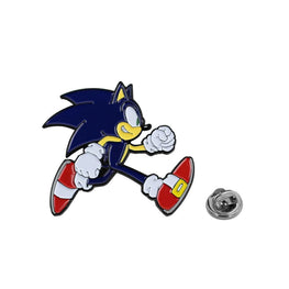 Official Modern Sonic Collectible Pin Badge