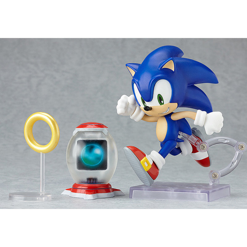 Official Sonic the Hedgehog Nendoroid Figure