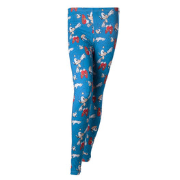 Official Sonic the Hedgehog All Over Legging Print