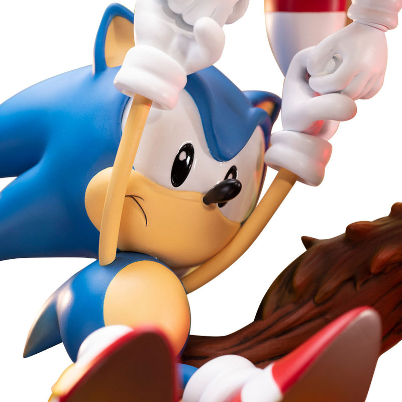 PRE-ORDER Official F4F Sonic and Tails Diorama