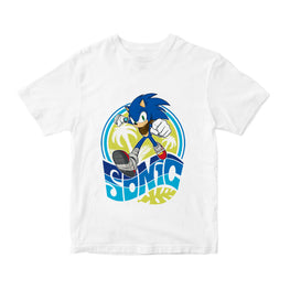 Sonic Boom Seaside Island Kids T-Shirt