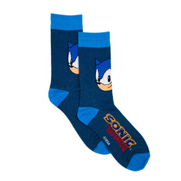 Official Classic Sonic Profile Socks