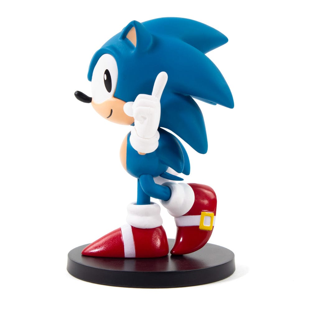 Official F4f Sonic The Hedgehog Boom8 Series Classic Sonic Finger Poin