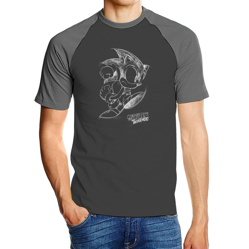 Official Classic Sonic Sketch T-Shirt