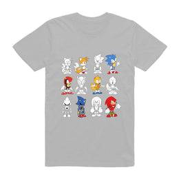 Official Sonic Mania Adventures  - Team T-Shirt