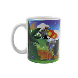 Official Sonic Mania Adventures Mug
