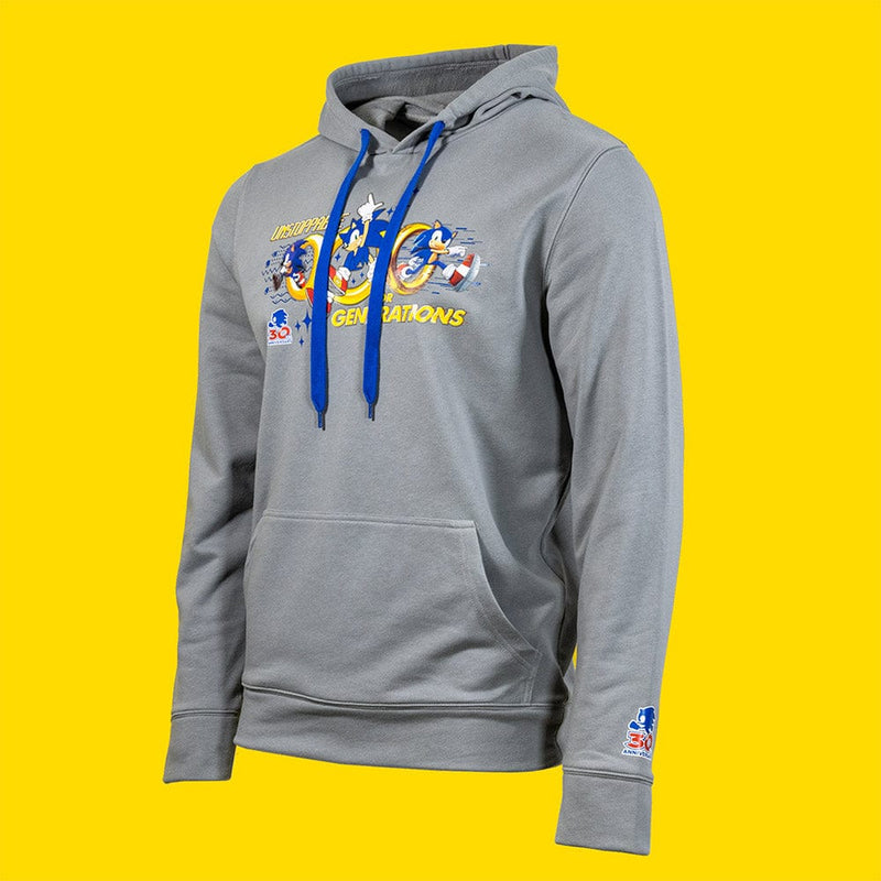 Official Sonic the Hedgehog 30th Anniversary Hoodie (Unisex)