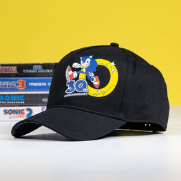 Official Sonic the Hedgehog 30th Anniversary Snapback