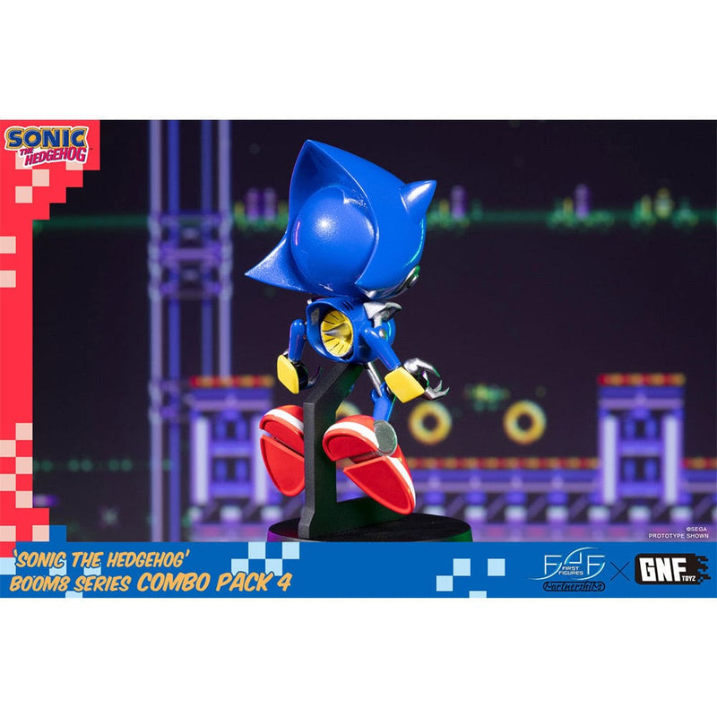 Official F4F Sonic the Hedgehog Boom8 Series Metal Sonic