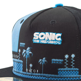 Official Sonic the Hedgehog Green Hill Zone Snapback
