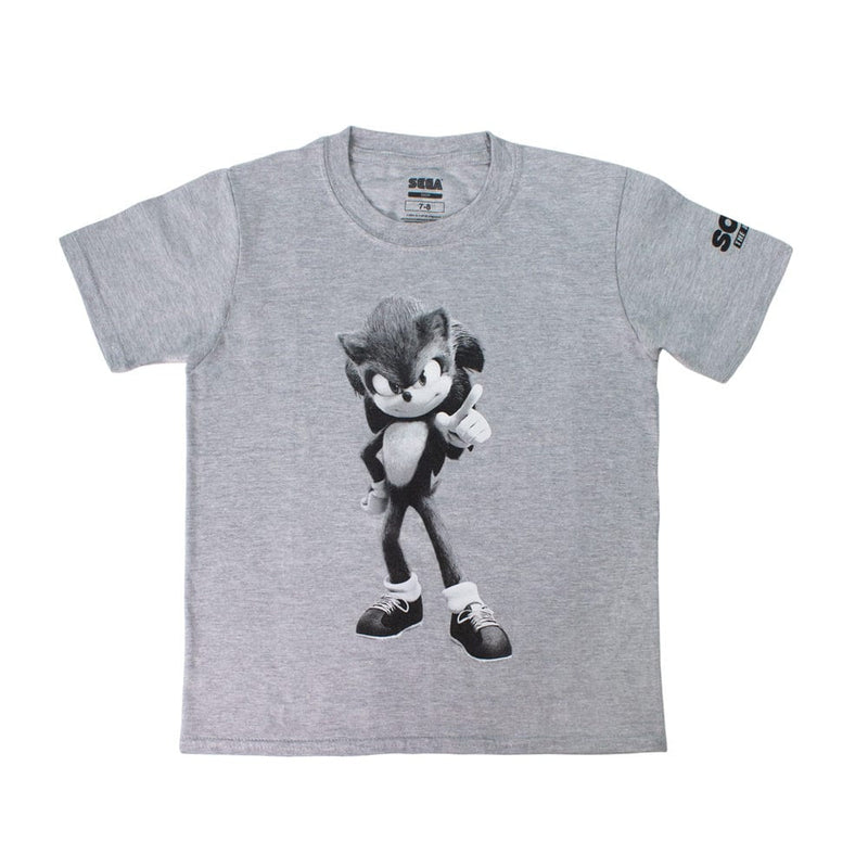 Official Sonic the Hedgehog Movie 'Pose' Kids T-shirt
