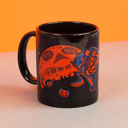 Sonic the Hedgehog 'Scary Fast' Halloween Mug