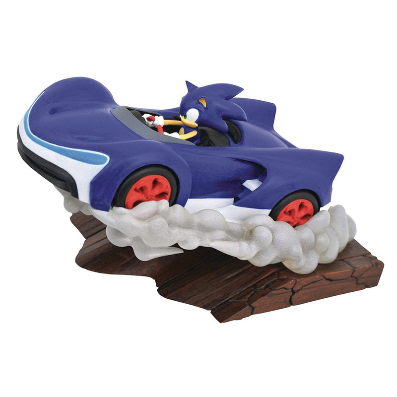 Official Sonic Racers Gallery PVC Diorama