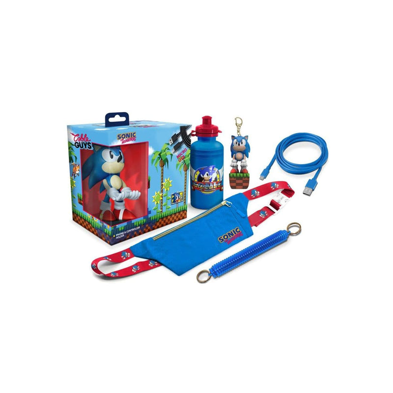 Official Sonic the Hedgehog Cable Guy Deluxe Giftbox